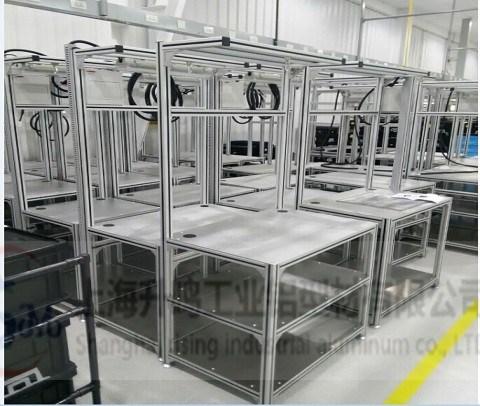 欧标铝型材定制