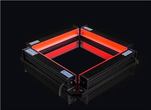 四面组合条形光源
