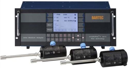 博太科F5673微量水份/露点分析仪