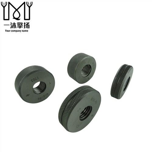 锥螺纹环规使用方法 螺纹环规的使用方法 M10-6H环规 擎扬供