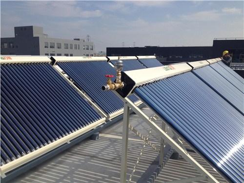 上海知名U型管太陽能承諾守信 服務至上 力幫供應