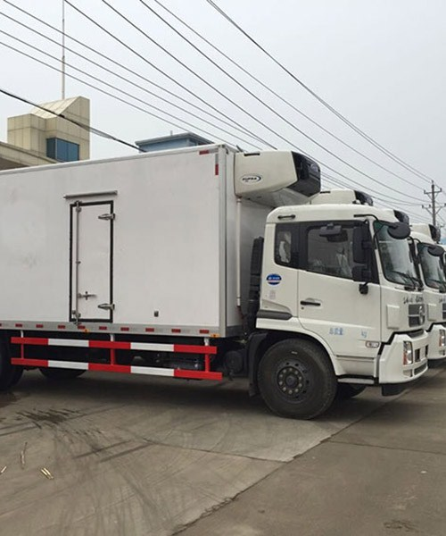 上海到怀化食品冷链物流运输