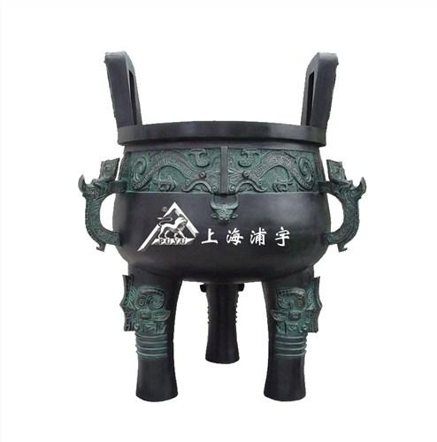 海南景观雕塑园林雕塑铜鼎 浦宇供应