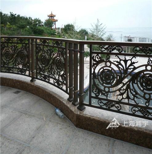 江西專業銅欄桿質量放心可靠 浦宇供應