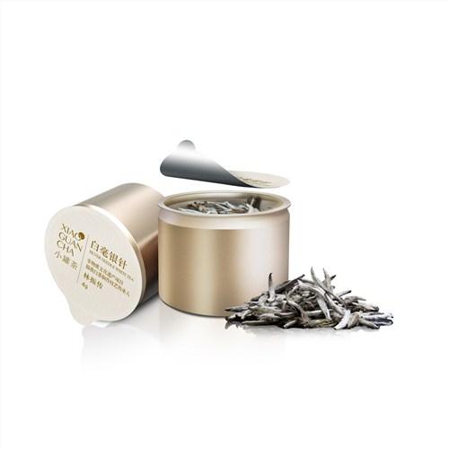 白毫银针 小罐茶供 小罐茶白茶