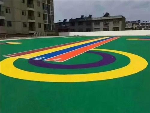 幼儿园游乐场施工
