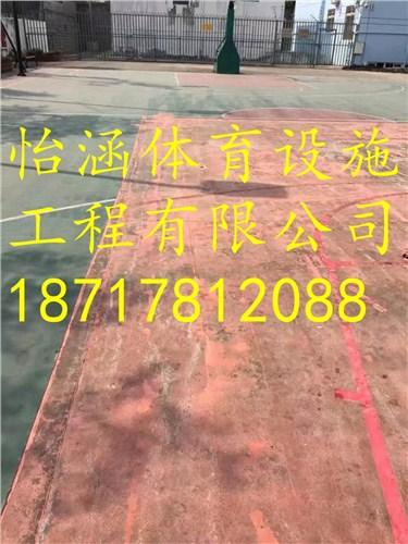 工厂篮球场塑胶地坪