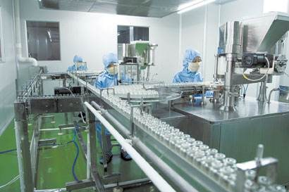 化妆品厂净化工程