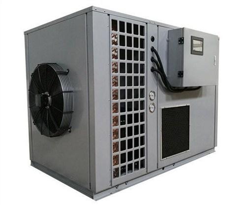 粪便闭式热泵烘干机的原理