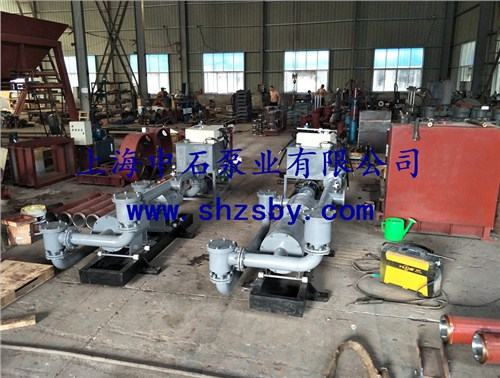 压榨机专用泵 泥浆入料泵 压滤机进料专用泵-上海中