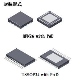 深圳两相四线步进电机驱动芯片 小功耗步进电机驱动芯片 芯瑞供