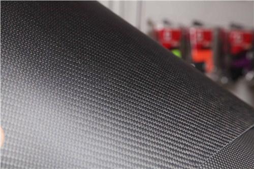 TPU表面的凯芙拉纤维片材