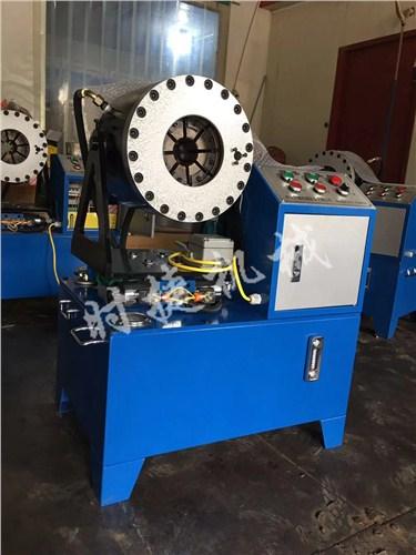 貴州縮管機 工地壓套管機器 時捷供應