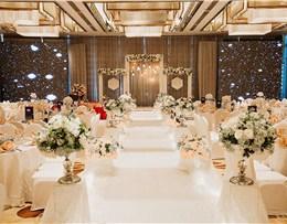 大理石主题婚礼