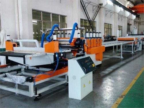PP中空塑料建筑模板生产线 苏州金韦尔机械供应