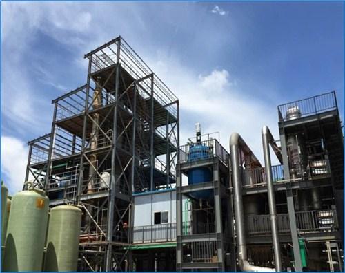 福清化工废水处理技术探讨