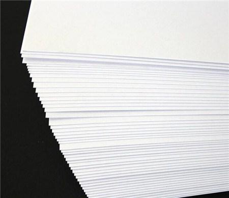 苏州白卡纸定制