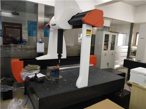 无锡通测检测技术服务有限公司三坐标测试