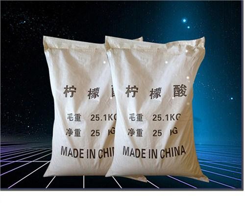 安徽檸檬酸廠家 蘇州市同雋化工產品科技供應
