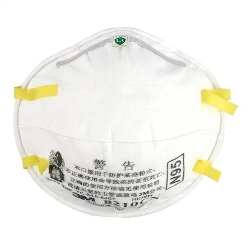 折叠式防护口罩的佩戴方法汇总