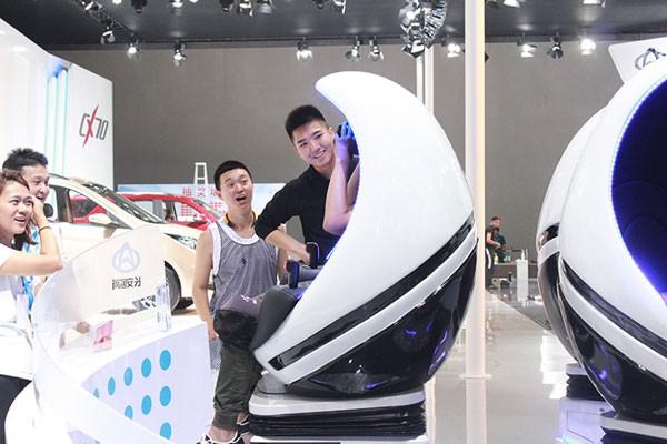 2017年年底重庆车展图片 2017年年底重庆车展图片大全 社会热点图片