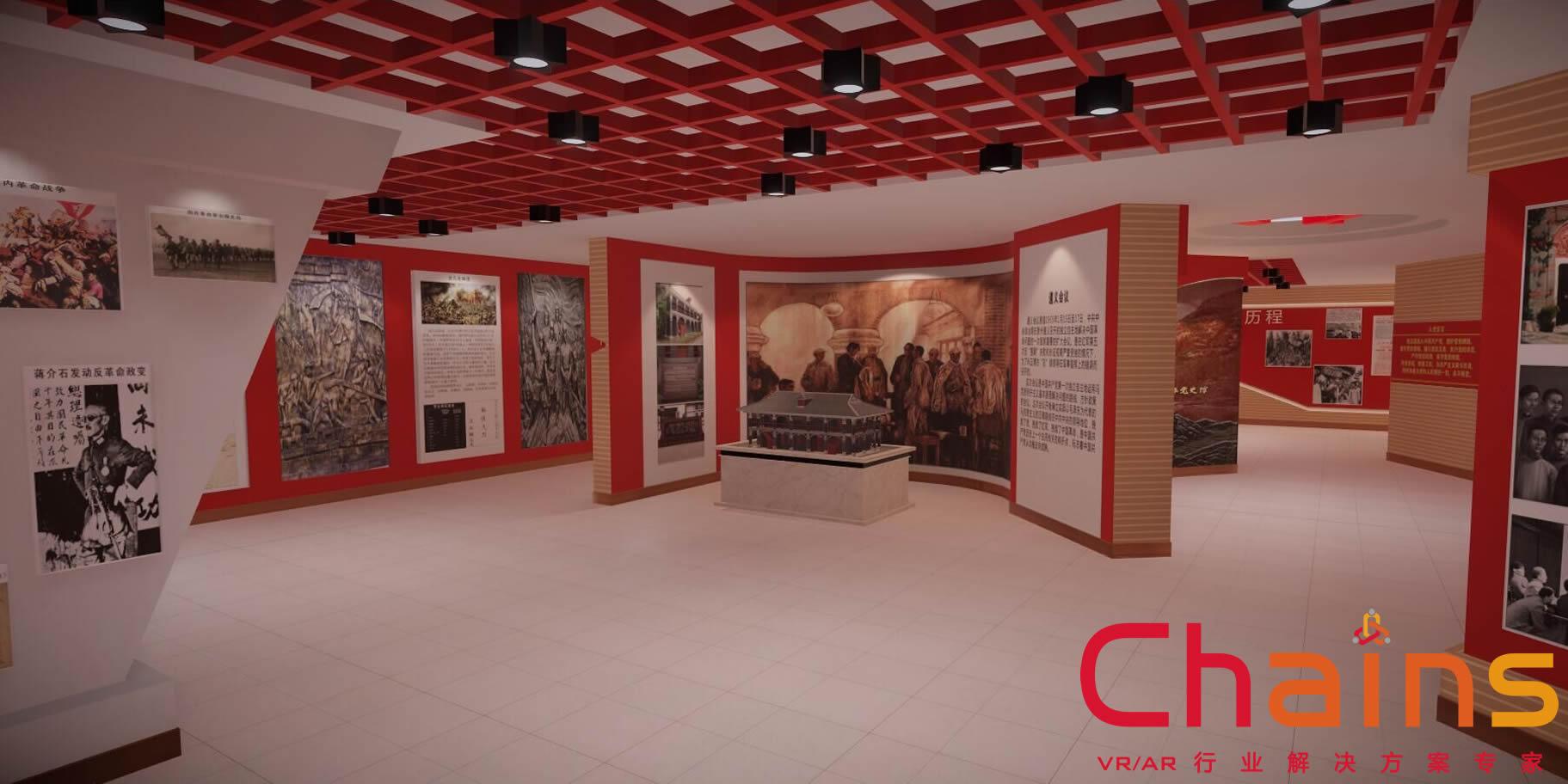深圳城市规划展示馆 深圳虚拟现实公司 vr虚拟现实展馆 前沿