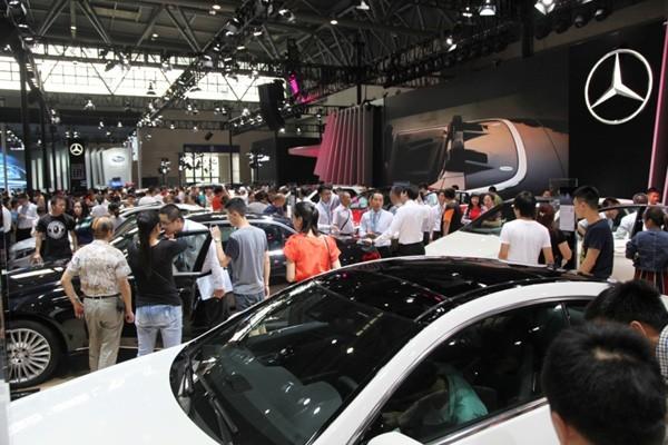 2017重庆车展本周四华丽开启 重庆国际车展,重庆悦来车展