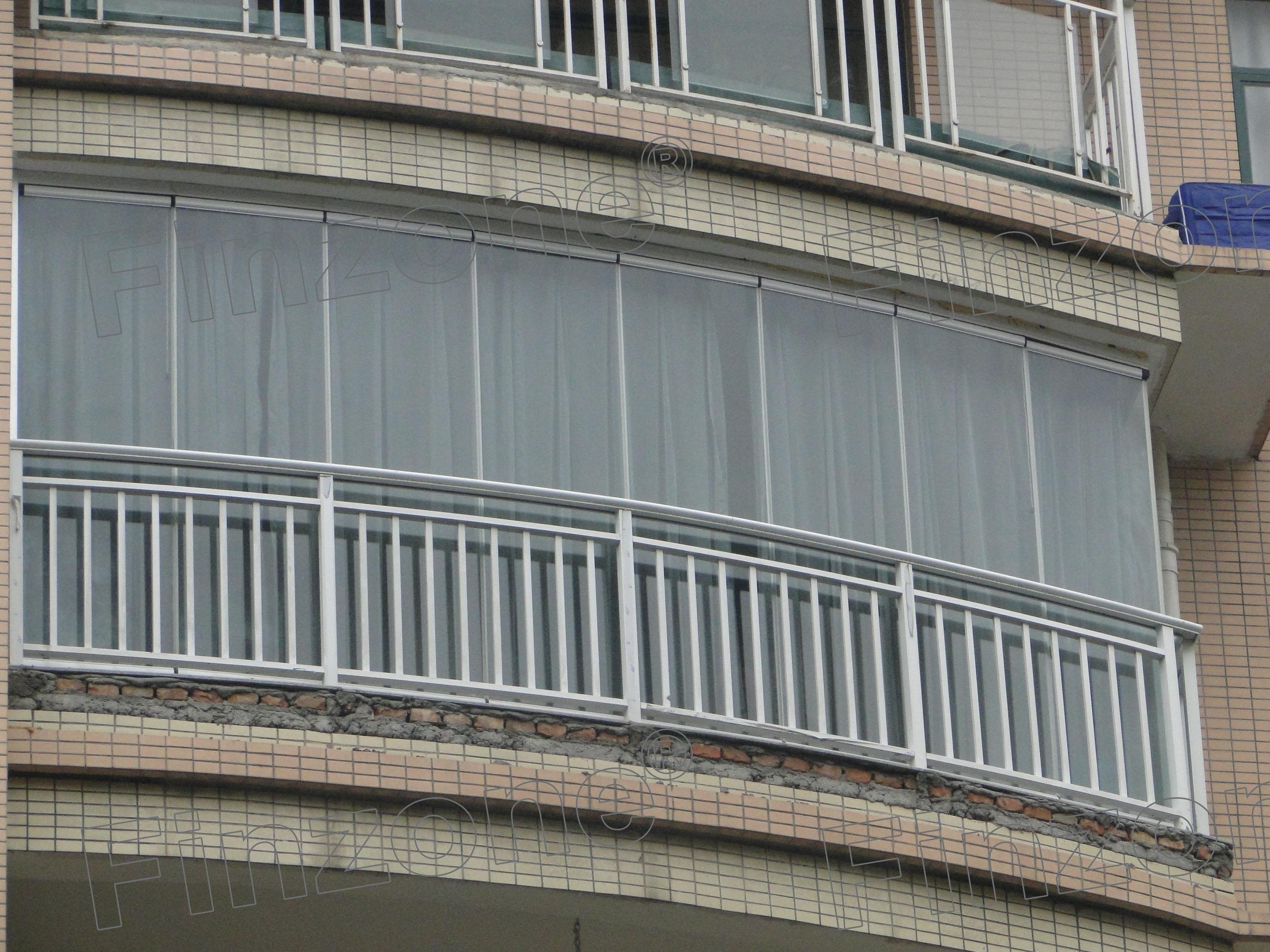 上海全封闭阳台装修