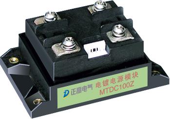 三相可控硅交流调压器与带0-5v,4-20ma的智能pid调节器或plc配套