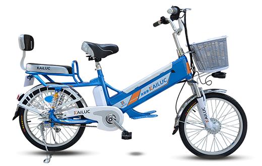 可拆卸锂电池代步电动自行车