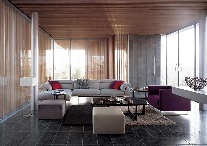 现代简约家具的特点