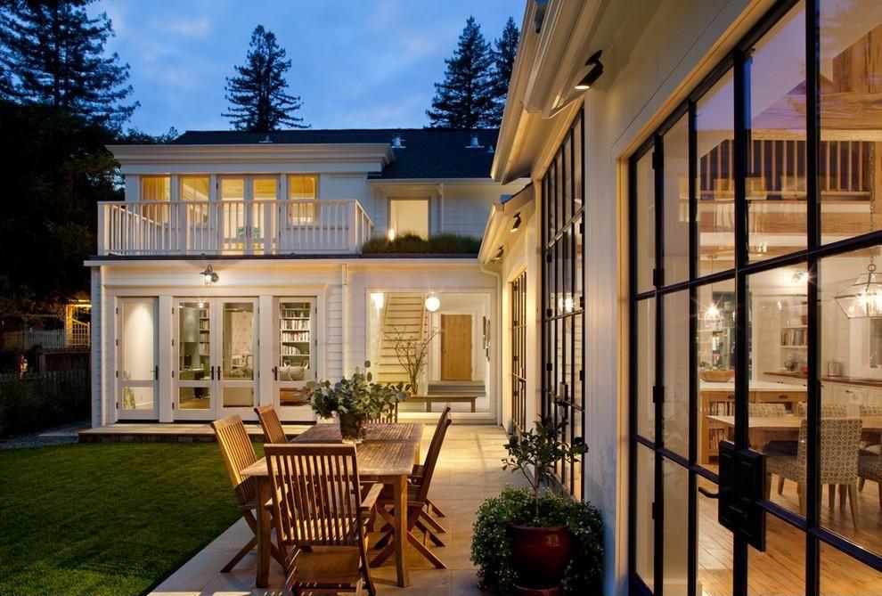 高端别墅门窗设计效果图