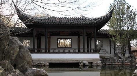 重庆假山/重庆园林假山/园林鉴赏国外的中国式古典园林/中青供