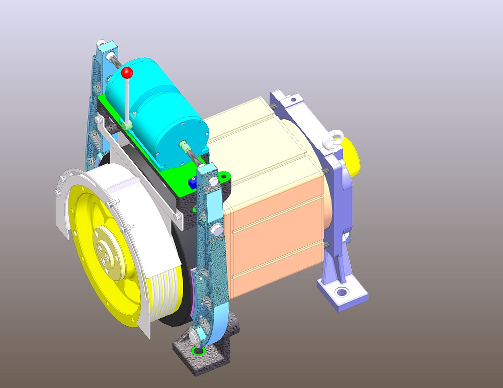 Solidworks是由美国solidworks公司推出的功能强大的三维机械设计软件系统,自1995年问世以来,以其优异的性能、易用性和创新性,极大地提高了机械工程师的设计效率,在与同类软件的激烈竞争中已经确立饿其市场地位,成为三维机械设计软件的标准。上海冀能是专业的CAD绘图公司,可以进行Solidworks建模,绘制专业的Solidworks三维模型。