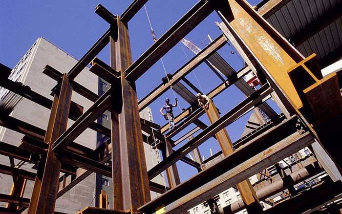 神奇的钢结构建筑加固方法,安全又省事!