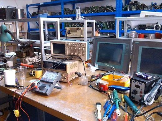 变频器维修之烧主板和爆模块分析