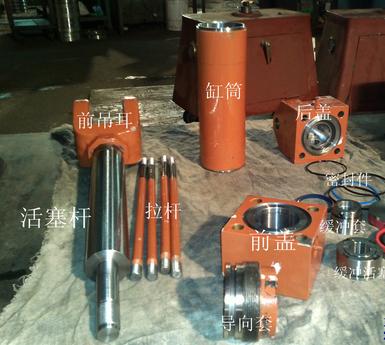 液压机液压缸维修时拆缸方法与注意事项图片