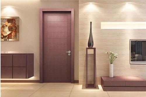 不单单大门是非常重要的, 室内门同样占有很大一部分,在装修新房的
