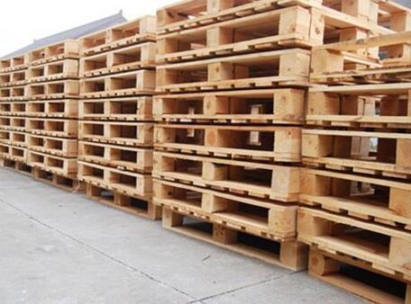 我们使得木托盘回收业务壮大起来