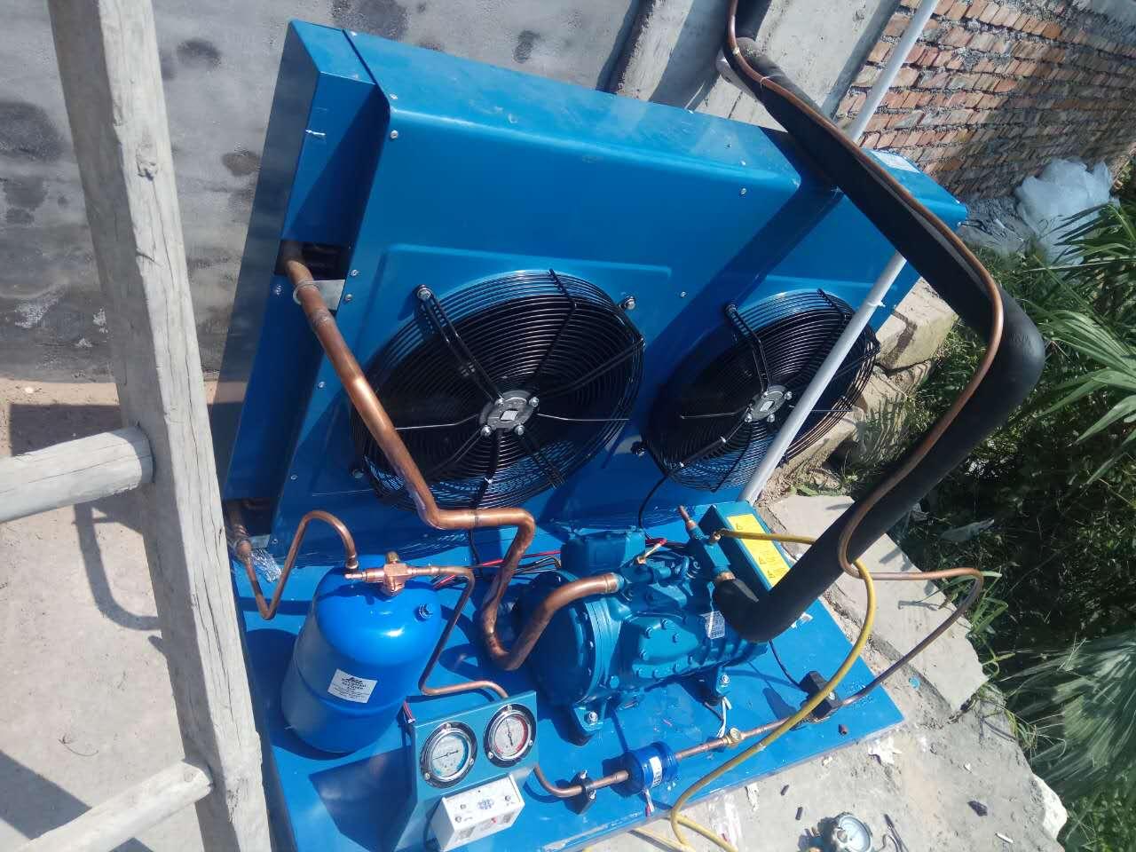 冷库冻库膨胀阀的安装方法和调试介绍一