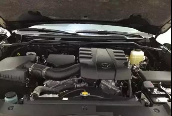 中东丰田霸道陆巡 美规车gls450发动机解析