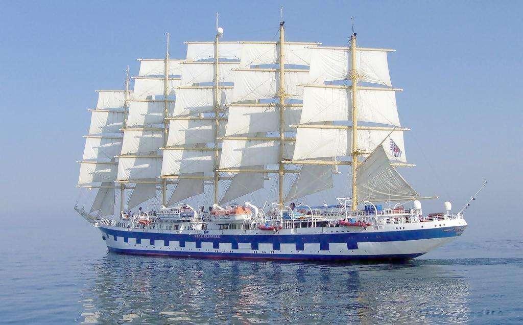 帆船的组成结构有哪些