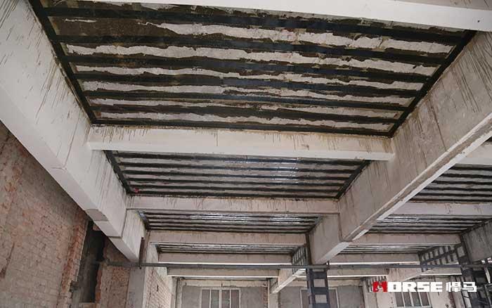 混凝土结构在加固中应该注意哪些问题?
