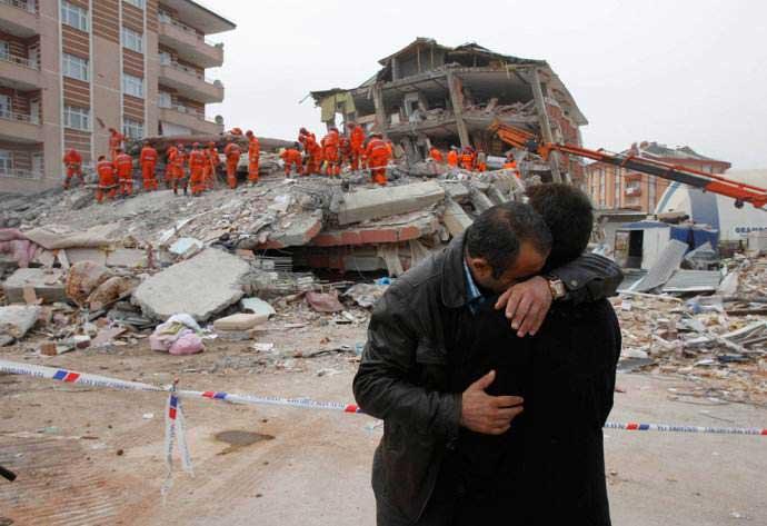 土耳其大地震