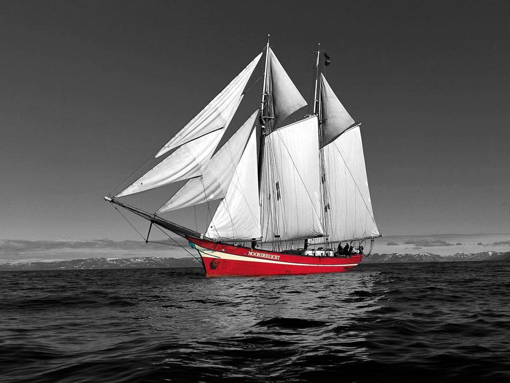 帆船叠法步骤图片