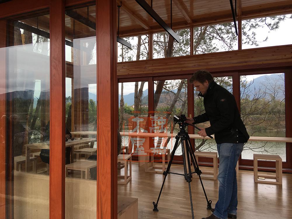 现代木结构建筑是艺术,传统木结构是瑰宝