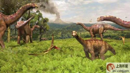 研究揭示巨型恐龙演化