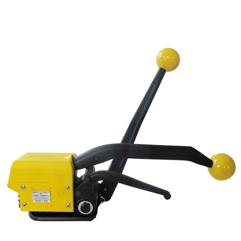 高州钢带打包机适用于砖厂工作