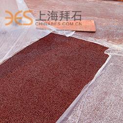 浙江台州透水混凝土胶结料拜石供