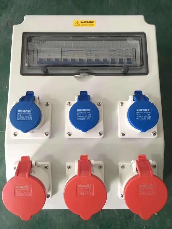 工业插座箱使用范围和制作流程